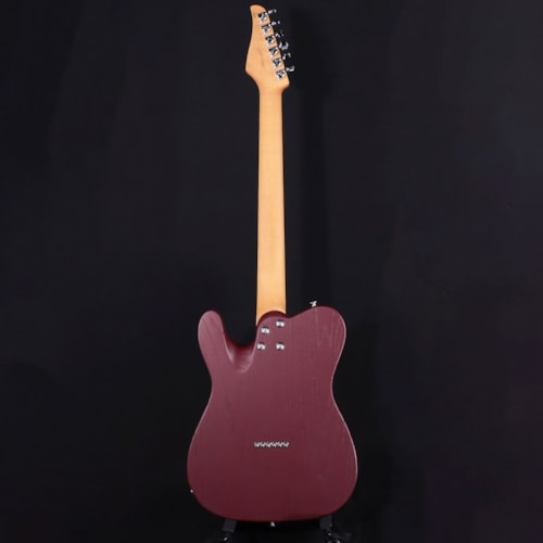 Suhr Andy Wood Signature Modern T SS Iron Red Satin 2020 (JS4M3Q)
