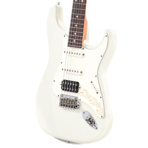 Suhr Classic S Antique HSS Olympic White SSCII
