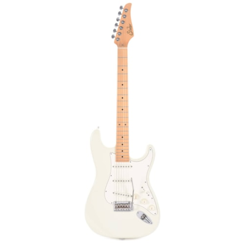 Suhr Classic S SSS Olympic White SSCII