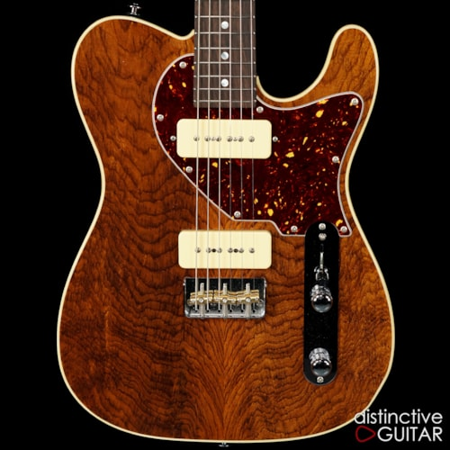 Suhr Classic T Limited Guatemalan Rosewood P90s Natural Gloss, Brand New, Original Hard