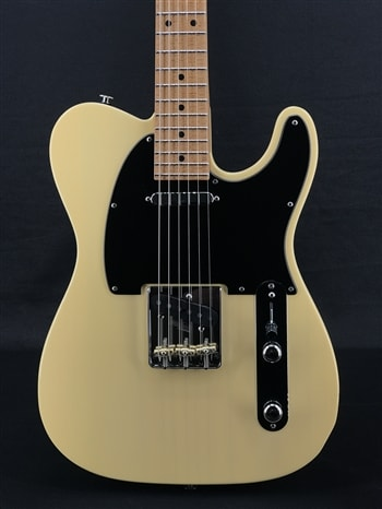 Suhr Classic T Paulownia in Transparent Vintage Yellow