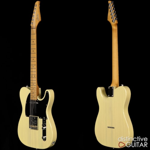 Suhr Classic T Paulownia LE Trans Yellow