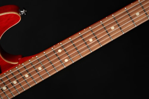 Suhr Limited Edition John Suhr Signature Standard - Trans Red