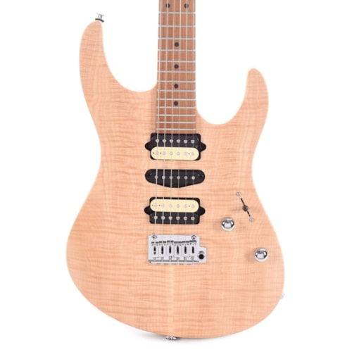 Suhr Limited Edition Modern Satin Flame HSH Natural