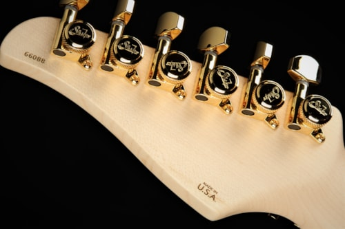 Suhr Limited Edition Standard Legacy - Aged Cherry Burst