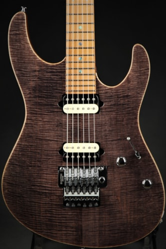 Suhr Modern Roasted - Trans Charcoal