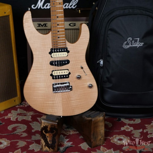 2020 Suhr 2020 Limited Edition Modern HSH Satin  Natural