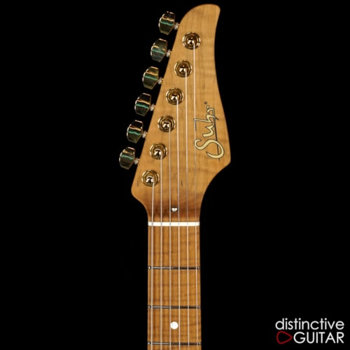 Suhr Standard Natural Flame Top