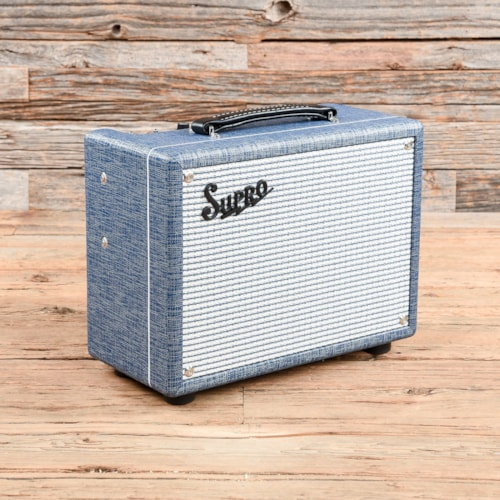 Supro 1605R Reverb 5w 1x8 Combo  USED