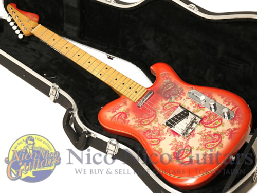 T.S factory 151A-TSSP Maple Top/Back Pink Paisley Pink Paisley