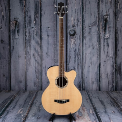 Takamine GB30CE Acoustic/Electric Bass, Natural