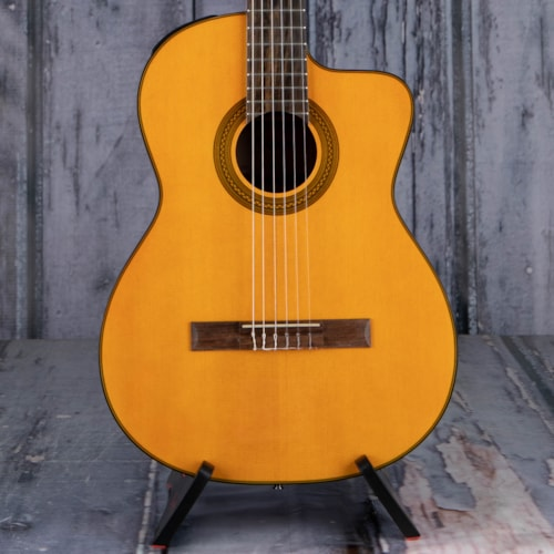 Takamine GC1CE-NAT Classical Acoustic/Electric, Natural