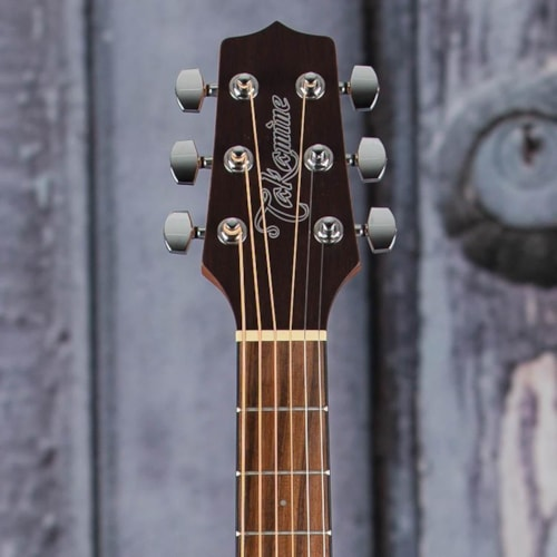 Takamine GX18CE-NS Travel Acoustic/Electric, Natural