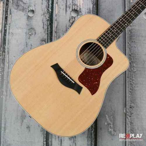 Taylor 210ce DLX acoustic electric guitar Brand New, $1,199.00
