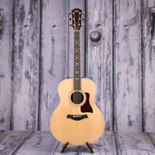 Taylor 2018 418e-R Acoustic/Electric, Natural