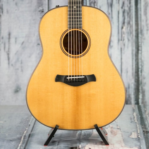 Taylor Builder's Edition 517e Acoustic/Electric, Natural *Demo Model*