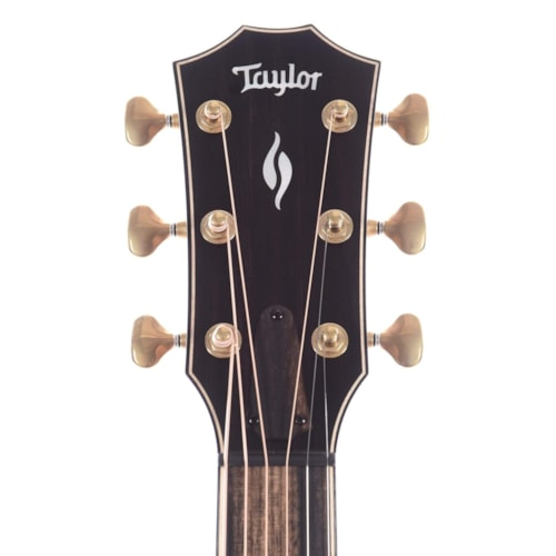 Taylor Builder's Edition 816ce Grand Symphony Lutz Spruce/Rosewood Natural ES2 w/Soundport Cutaway