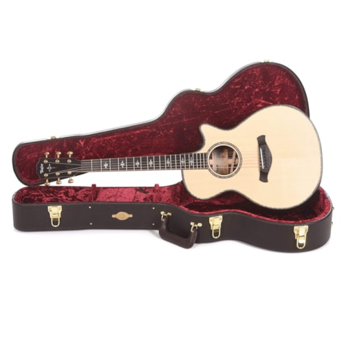 Taylor Builder's Edition 912ce Grand Concert Lutz Spruce/Rosewood Natural ES2