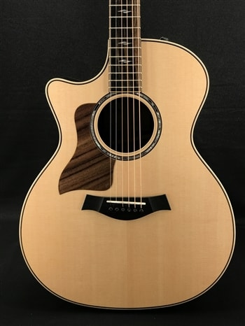 Taylor Left-Handed 814CE Rosewood Grand Auditorium with V-Class Bracing