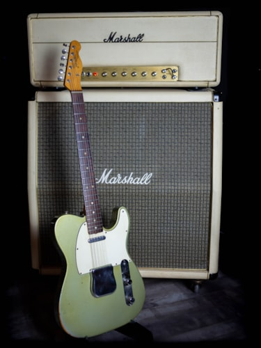 Telecaster | 1966 Ice Blue Metallic | Fender