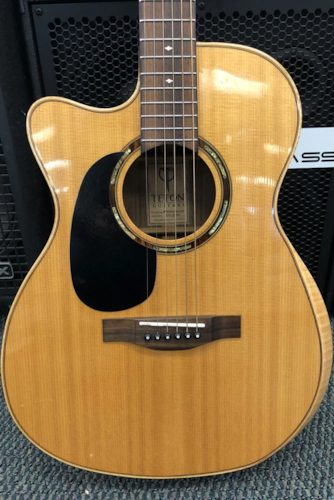 Teton STG150CENT-AR-L Left-Handed Acoustic Electric (Pre-Owned)