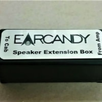 EarCandy Speaker cable extension box