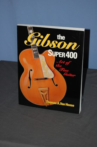 """""""The Gibson Super 400"""" by Thomas Van Hoose"""