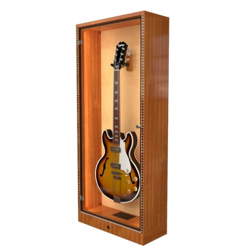 A S Crafted Showcase Deluxe, Guitar Storage Cabinet