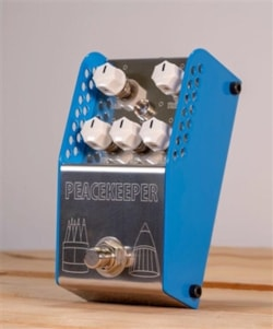 Thorpy FX The PEACEKEEPER Low Gain Overdrive Pedal