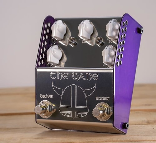 """ThorpyFX The Dane Peter Honore Signature Overdrive and Boost """"Authorized Dealer"""""""