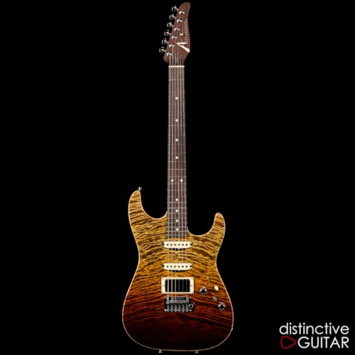 Tom Anderson Drop Top Tiger Eye Surf Quilt
