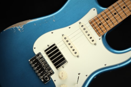 Tom Anderson Icon Classic - Lake Placid Blue/In-Distress Level 2