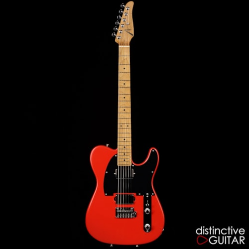 Tom Anderson T Classic Contoured Satin Fiesta Red