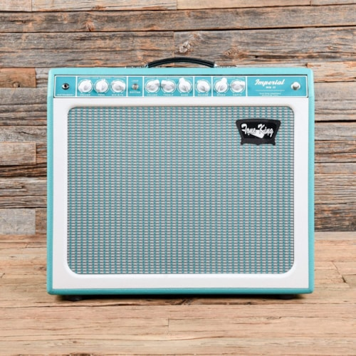 Tone King Imperial Mk II 1x12 Combo w/Footswitch Turquoise