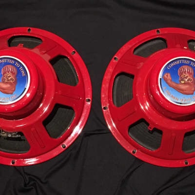 Tony Tubby Red Series Red