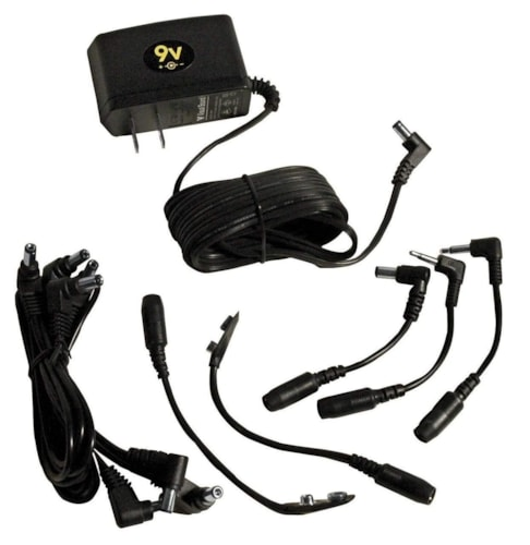 Truetone 1 Spot 9v Adaptor Combo Pack w/Daisy Chain and Cables