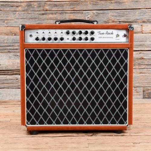 Two Rock 10th Anniversary 50w 1x12 Combo w/Footswitch Suede 2009