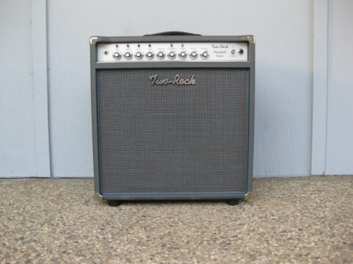 Two Rock Bloomfield Drive Combo 40/20 6V6 Gray