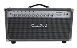 Two-Rock Two-Rock Silver Sterling Signature 150W Head in Grey Suede