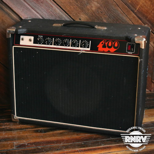 Univox / Unicord Stage S400 1x12 Solid-state Guitar Combo