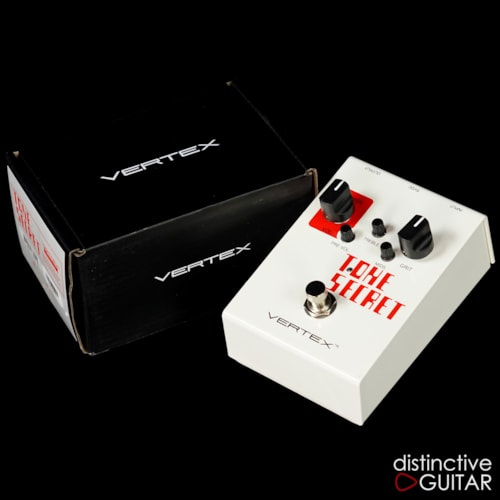 Vertex Tone Secret Overdrive White