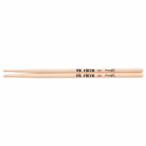 Vic Firth American Concept Freestyle 5B Wood Tip Drum Sticks