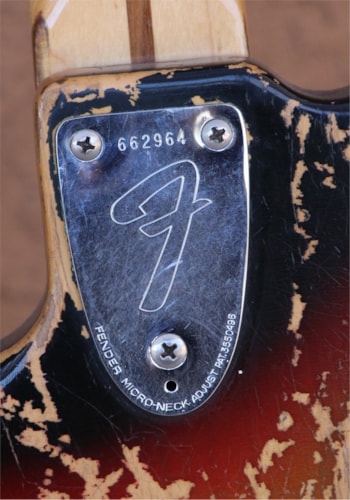 Vintage 1974 Fender Jazz Bass - Killer Tone with Great Action