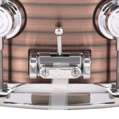 DW 6.5x14 Collector's Series Vintage Copper Snare Drum