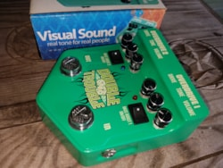 Visual Sound Double Trouble Overdrive