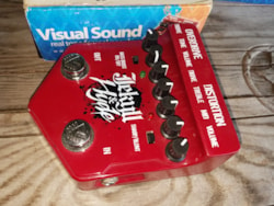 Visual Sound Jekyll & Hyde Overdrive/Distortion V2