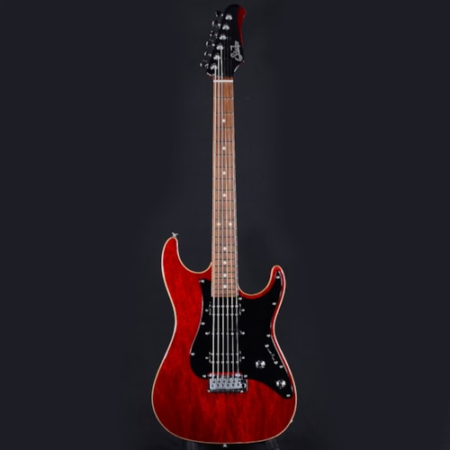 Suhr Limited Edition John Suhr Signature Standard Trans Red (JS9L9H)