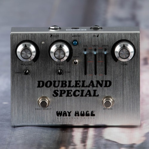 Used Way Huge Doubleland Special Overdrive