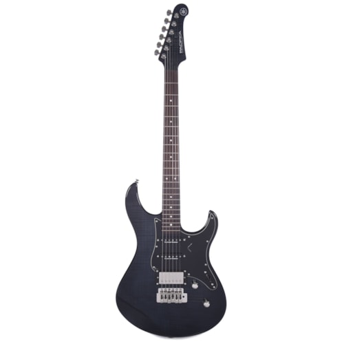 Yamaha 612 VII FM Limited Edition Pacifica Trans Black