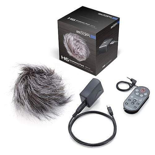 Zoom APH-6 Accessory Pack for H6 Handy Recorder